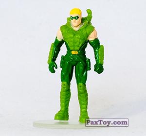 PaxToy.com - 05 Зелёная стрела из Choco Balls: Лига Справедливости