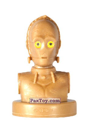 PaxToy.com - 06 C - 3PO из Billa: Star Wars Stempel