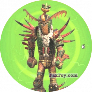 PaxToy.com - 06 Tuffnut in armor из Chipicao: Как приручить дракона 3