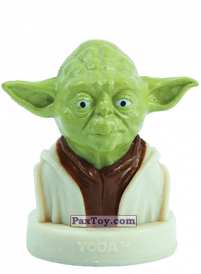 PaxToy.com - 06 Yoda (Stempel) из Varus: Star Wars (Штампы)