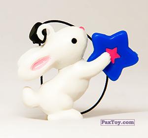 PaxToy.com - 06 Зайка Мозайкин из Choco Balls: Новогодняя Коллекция 2014