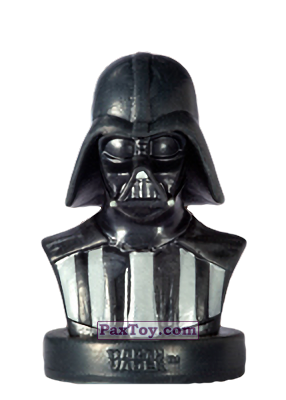 PaxToy.com - 07 Darth Vader из Billa: Star Wars Stempel