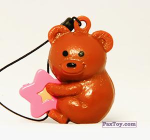 PaxToy.com - 08 Мишутка из Choco Balls: Новогодняя Коллекция 2014