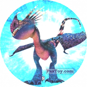 PaxToy.com - 08 Stormfly из Chipicao: Как приручить дракона 3