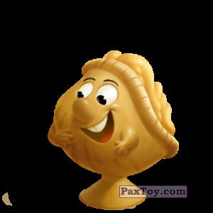 PaxToy.com - 08 WALTER из Lidl: Verzamel ze allemaal! - Koelkast Stikeez