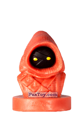 PaxToy.com - 09 Jawa из Billa: Star Wars Stempel
