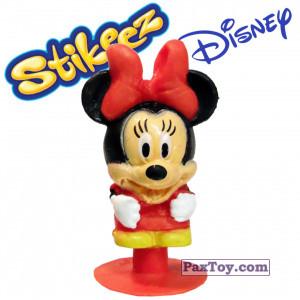 PaxToy.com - 09 Minnie из Simply Market: Disney Micro Popz (Stikeez)
