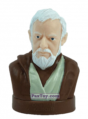 PaxToy.com - 09 Obi-Wan Kenobi (Stempel) из Varus: Star Wars (Штампы)