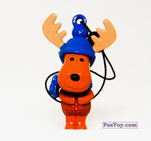 PaxToy.com - 09 Олешек из Choco Balls: Новогодняя Коллекция 2014