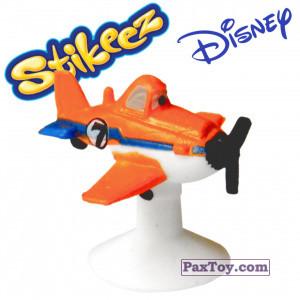 PaxToy.com - 10 Dusty из Simply Market: Disney Micro Popz (Stikeez)