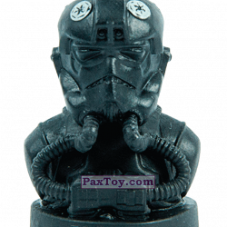 PaxToy 10 Tie Fighter Pilot (Stempel)