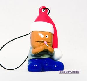 PaxToy.com - 11 Чупа Чак из Choco Balls: Новогодняя Коллекция 2014