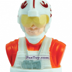PaxToy 11 X Wing Pilot (Stempel)