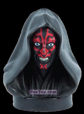 PaxToy.com - 13 Darth Maul (Stempel) из Varus: Star Wars (Штампы)