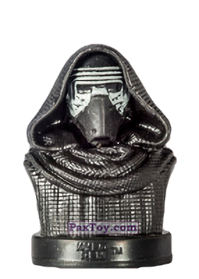 PaxToy.com - 13 Kylo Ren из Billa: Star Wars Stempel