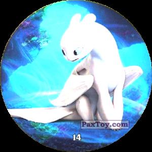 PaxToy.com - 14 Light Fury из Chipicao: Как приручить дракона 3