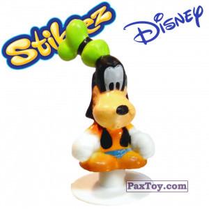 PaxToy.com - 15 Dingo из Simply Market: Disney Micro Popz (Stikeez)