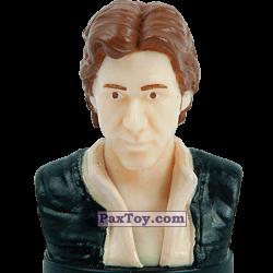 PaxToy 16 Han Solo (Stempel)