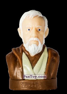 PaxToy.com - 16 Obi-Wan Kenobi из Billa: Star Wars Stempel
