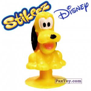 PaxToy.com - 16 Pluto из Simply Market: Disney Micro Popz (Stikeez)