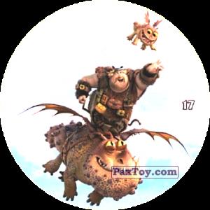 PaxToy.com - 17 Fishlegs & Meatlug из Chipicao: Как приручить дракона 3
