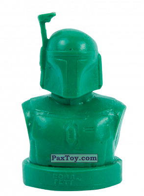 PaxToy.com - 18 Boba Fett (Stempel) из Varus: Star Wars (Штампы)