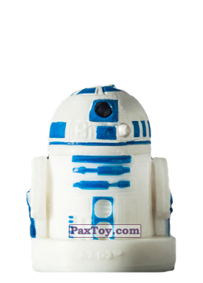 PaxToy.com - 18 R2-D2 из Billa: Star Wars Stempel