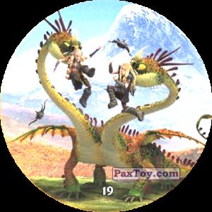 PaxToy.com - 19 Barf & Belch & Ruffnut & Tuffnut из Chipicao: Как приручить дракона 3