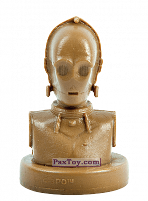PaxToy.com - 19 C-3PO (Stempel) из Varus: Star Wars (Штампы)