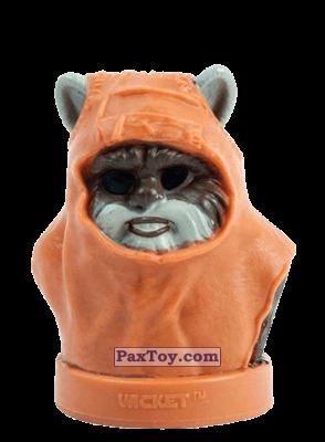 PaxToy.com - 20 Wicket (Stempel) из Varus: Star Wars (Штампы)