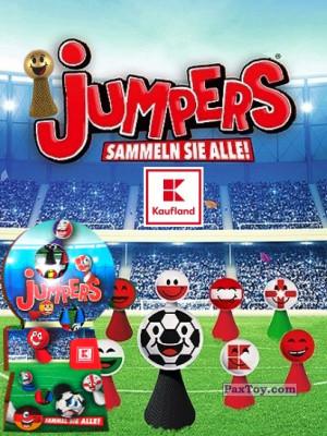 PaxToy 2016 Kaufland Jumper logo tax