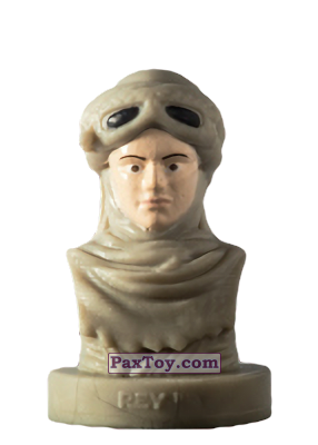 PaxToy.com - 21 Rey из Billa: Star Wars Stempel