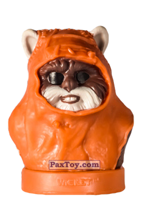 PaxToy.com - 22 Wicket из Billa: Star Wars Stempel