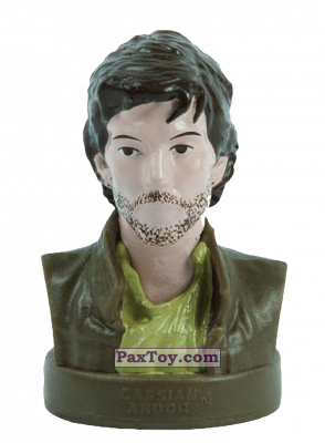 PaxToy.com - 24 Cassian Andor (Stempel) из Varus: Star Wars (Штампы)