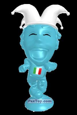 PaxToy.com - 24 Italy из Lidl: Stikeez Fussball EM CUP 2016