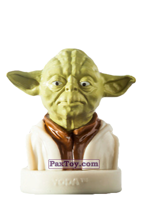 PaxToy.com - 24 Yoda из Billa: Star Wars Stempel