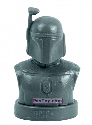 PaxToy.com - 25 Jango Fett (Stempel) из Varus: Star Wars (Штампы)