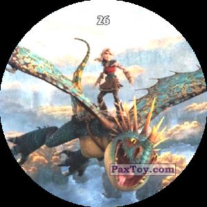 PaxToy.com - 26 Astrid & Stormfly из Chipicao: Как приручить дракона 3