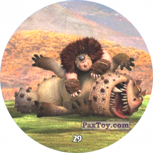 PaxToy.com - 29 Fishlegs & Meatlug из Chipicao: Как приручить дракона 3