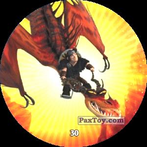 PaxToy.com - 30 Snotlout & Hookfang из Chipicao: Как приручить дракона 3