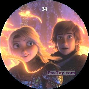 PaxToy.com - 34 Hiccup & Astrid из Chipicao: Как приручить дракона 3