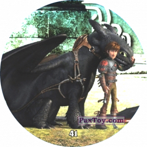 41 Hiccup & Toothless