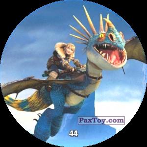 PaxToy.com - 44 Astrid & Stormfly из Chipicao: Как приручить дракона 3