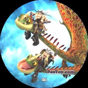 PaxToy.com - 46 Barf & Belch & Ruffnut & Tuffnut из Chipicao: Как приручить дракона 3