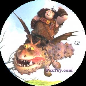 PaxToy.com - 47 Fishlegs & Meatlug из Chipicao: Как приручить дракона 3