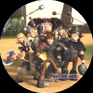 PaxToy.com - 48 All team из Chipicao: Как приручить дракона 3