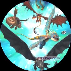PaxToy.com - 49 All dragon team из Chipicao: Как приручить дракона 3