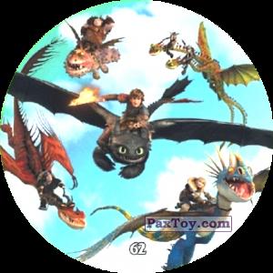 62 Viking & dragons