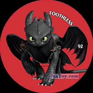 92 Toothless - METAL TAZO