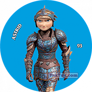 93 Astrid - METAL TAZO